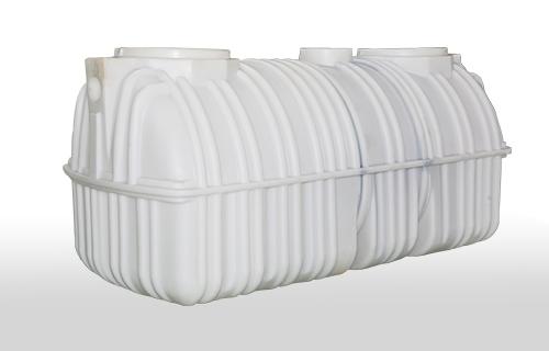 2.0m³无害化一体式滚塑化粪池